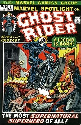 Ghost Rider 08-72