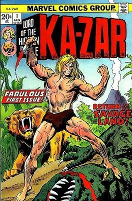 Ka-Zar 01-74