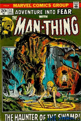 Man-Thing 12-72