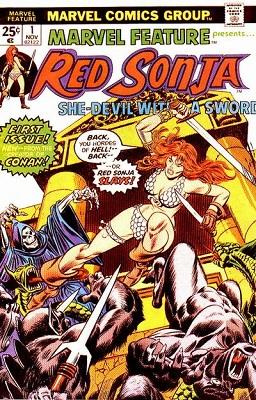 Red Sonja 11-75
