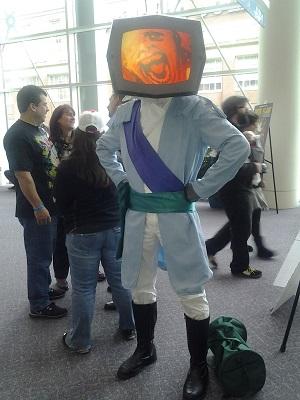 prince robot