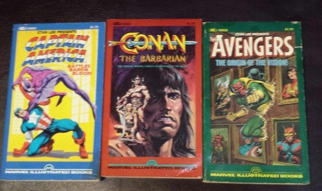 1982 paperbacks