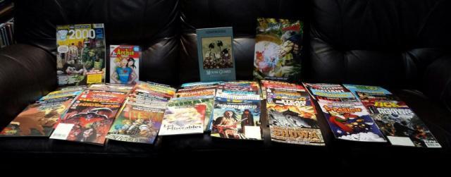 FCBD Comics