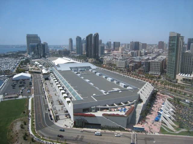 SDCC Con Center