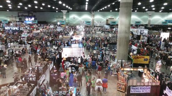 Comparing East and West Coast Comic Conventions