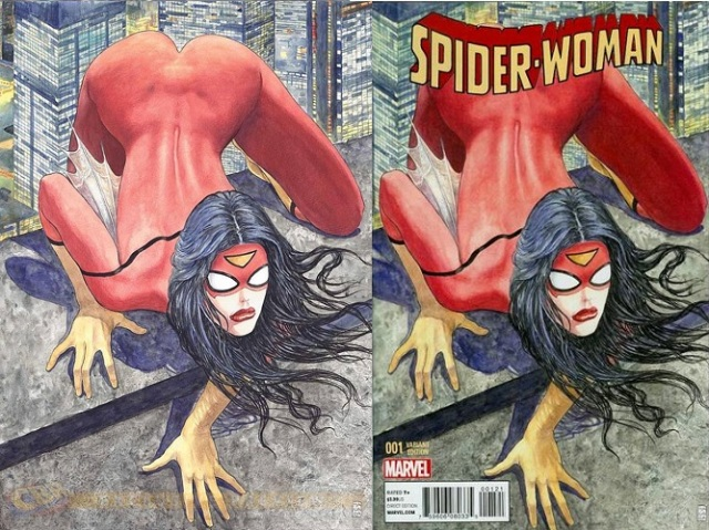 Spider-Woman Compromise