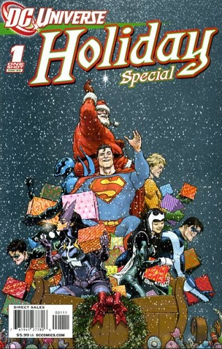 03 DCU Holiday Special (Frank Quitely)