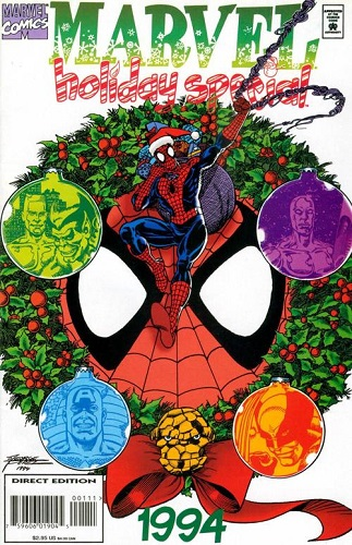 04 Marvel Holiday Special 1994 (George Pérez)