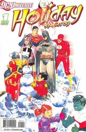 06 DC Holiday Special 2009 (Dustin Nguyen)