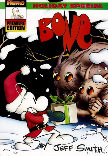 10 Bone Holiday Special (Jeff Smith)