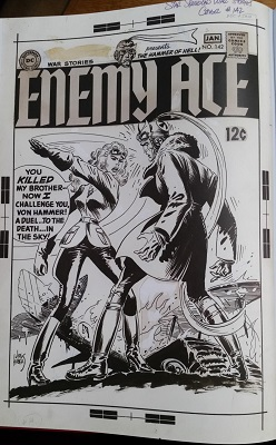 Kubert Enemy Ace