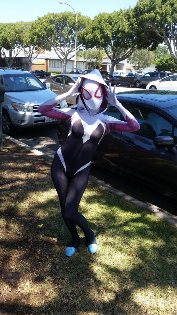 Spider-Gwen FCBD