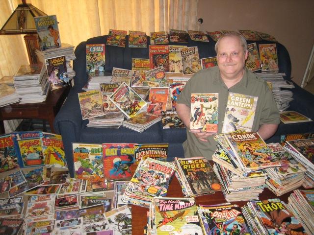 Bob + Comics