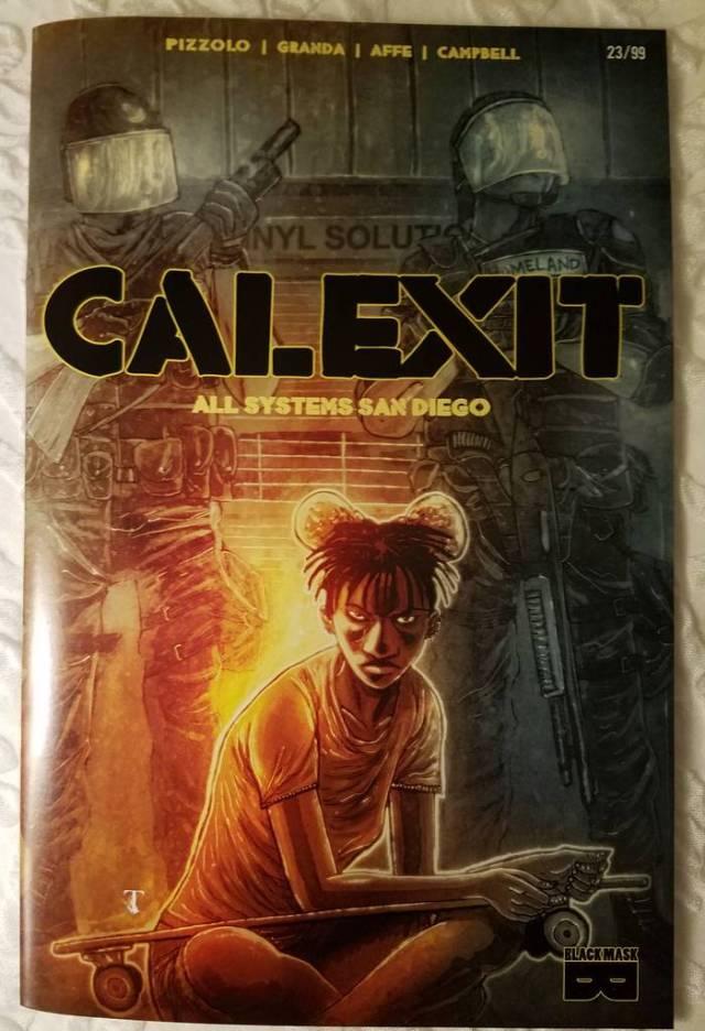 SDCC CalExit