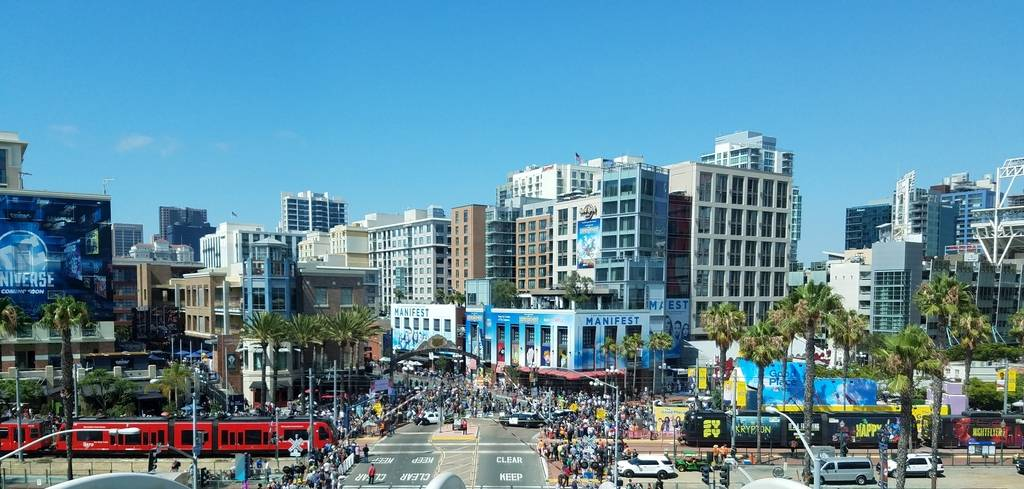 SDCC Downtown