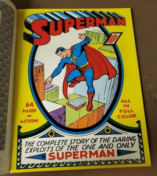 Famous First Superman